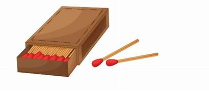 Matches Clipart Camping Objects Various Transparent Background