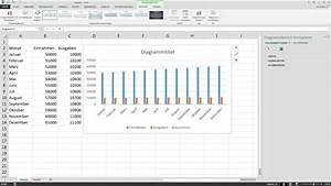 Diagramm Erstellen  Excel Balkendiagramm  Excel