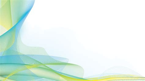 wave green powerpoint templates abstract blue green