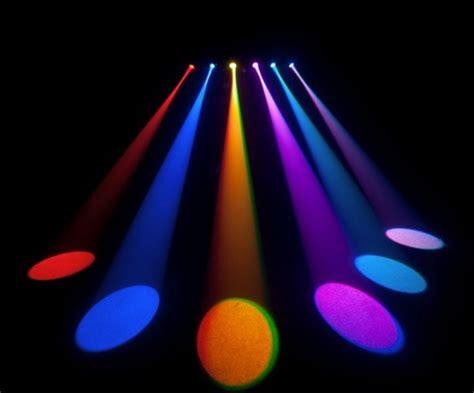 led stage lighting chauvet dj 6spot led stage light new