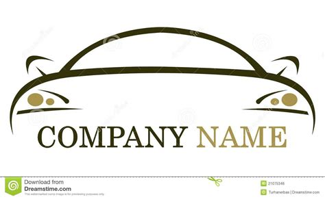Car Logo Royalty Free Stock Image