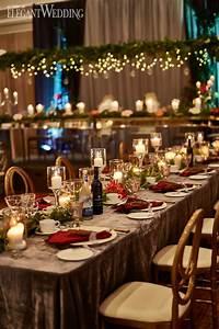 Red Gold Fall Wedding Theme ElegantWeddingca