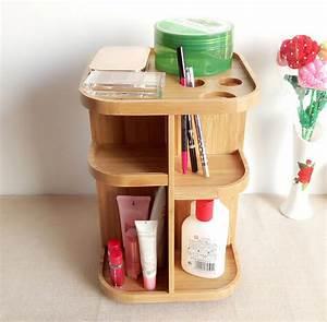 Make Up Schrank : online kaufen gro handel badezimmerschrank bambus aus china badezimmerschrank bambus gro h ndler ~ Frokenaadalensverden.com Haus und Dekorationen
