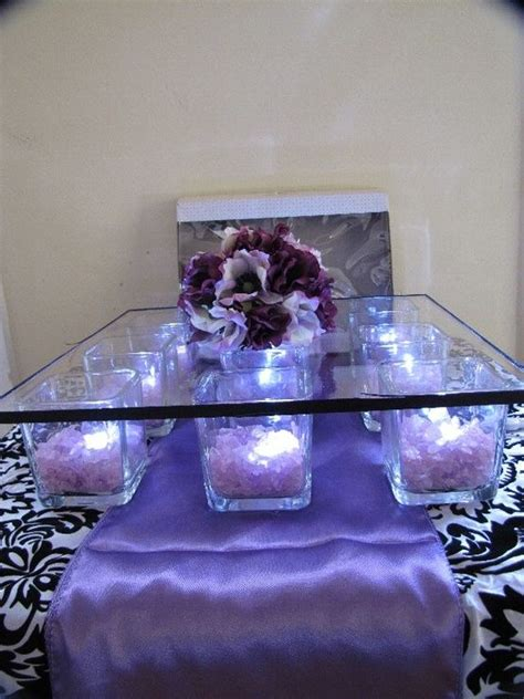 diy square cake stand diy cake stand get small square vases from the dollar tree fill them