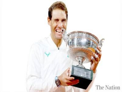 Nadal crushes Djokovic to claim record-equalling 20th ...
