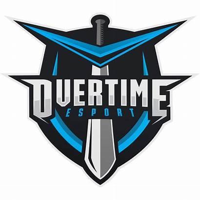 Esport Overtime Esports Team Cod Transparent Background