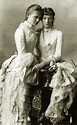 archduchess marie valerie of austria and cousin 1880 ...