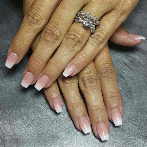 sns ombre nails  sobe nails   wear pinterest