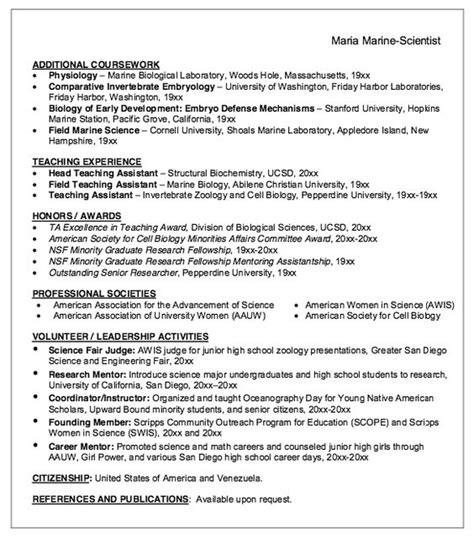 undergraduate biology resume sample assignmentkogasx