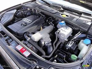 2003 Audi A4 1 8t Quattro Avant 1 8l Turbocharged Dohc 20v 4 Cylinder Engine Photo  46962567