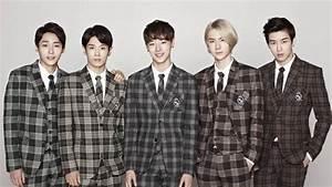 5-member Chinese Korean boy group UNIQ to make their debut ...