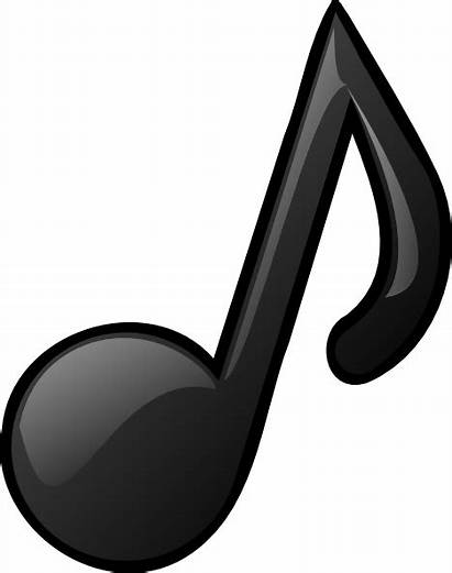Notes Note Clipart Single Transparent Musical Clip