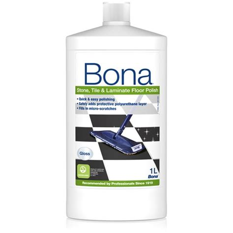 bona tile laminate floor cleaner bona tile laminate floor gloss 1 litre