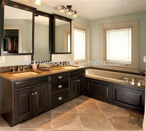 anglais pays style armoire de toilette salle de bains meubles meuble lavabo de salle de bain id