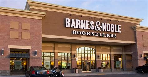 Barnes Anx Noble by Barnes Noble Sale Report Says Hedge Fund Nearing Deal