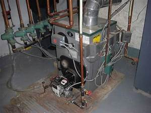High Efficiency Oil Boiler Installation In New York
