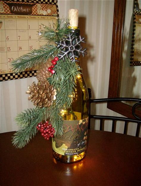 wine bottle christmas decorations 3 nectar tasting room