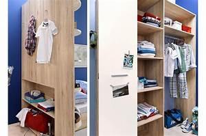 Meuble D Angle Pas Cher : armoire d 39 angle chambre enfant cbc meubles ~ Teatrodelosmanantiales.com Idées de Décoration