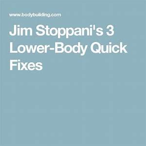 Jim Stoppani U0026 39 S 3 Lower