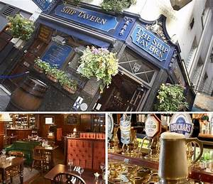 Legendary London Pubs: A Pint Of History, Please!
