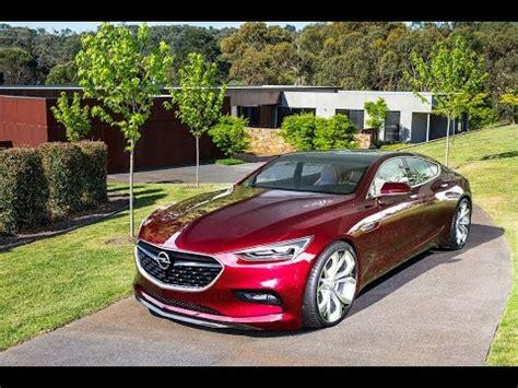 Opel Indignia 2020 by 2020 Opel Monza Sedan