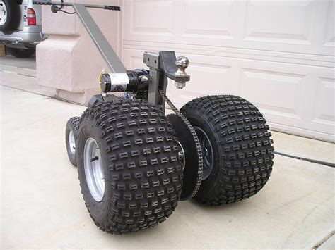 trailer mover plans  heavy duty version dolly ebay