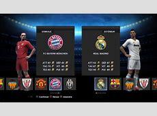 Demo 2 PES 2013 Bayern Munchen Real Madrid YouTube