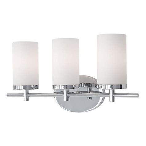 led lights for the kitchen radionic hi tech bailey 3 light chrome bath light k va 8958