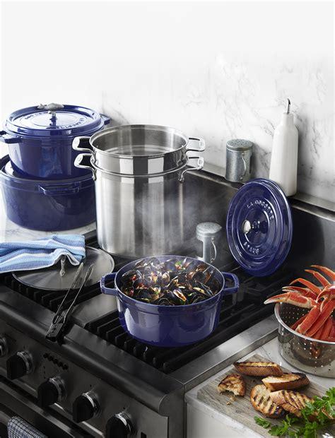 cookware sets pots dutch ovens pans pressure cookers modern kitchen appliances cookware