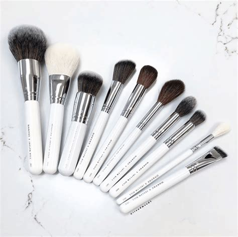morphe  jaclyn hill brush collection makeup fomo