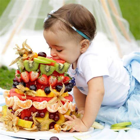 Smash The Fruit 30 Fotos Irresistíveis De Bebês Com