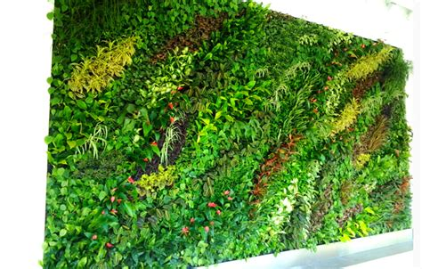 Vertical Gardens Technology « Inhabitat