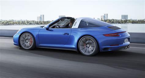 2016 Porsche 911 Carrera 4, Targa 4 Pricing And