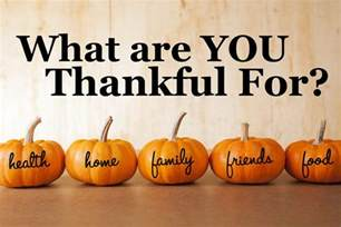 10 reasons you thanksgiving