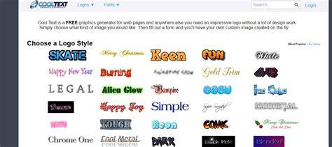 logo design and name generator top 10 best free online logo maker websites 2017 most