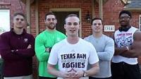 Aggie Football Carpool Karaoke | Yell Kruger - YouTube