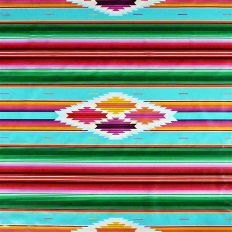 oilcloth sarape tablecloth    meter casa frida