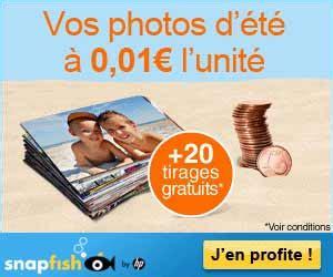 tirage photo gratuit sans frais de port snapfish 75 tirages photo 224 1 centime 20 tirages gratuits frais de port de 5 95 euros