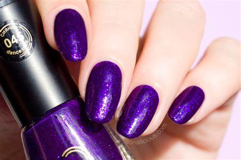 The Most Ultra Violet Nail Polish
