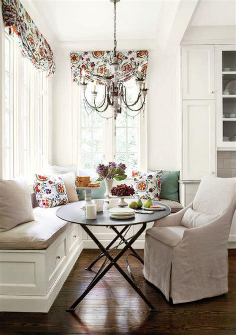 L Shaped Banquette - l shaped banquette cottage dining room benjamin