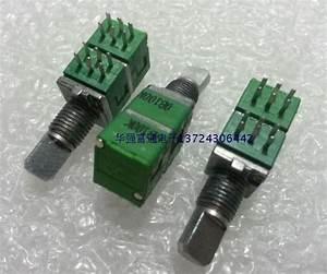 Precision Potentiometer Switch Rd09 Quad B100k Variable