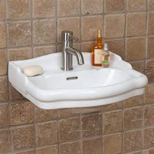 Mini Wall Mount Bathroom Sink