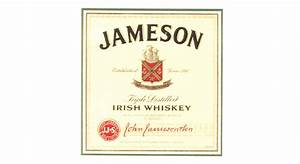 jameson established since 1780 triple distilled irish With jameson whiskey label template