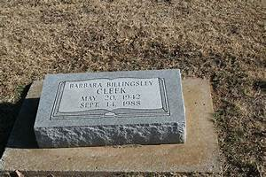 Barbara Ilene Billingsley Cleek (1942 - 1988) - Find A ...