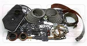 A4ld Transmission Overhaul Deluxe Rebuild Kit Ford Ranger