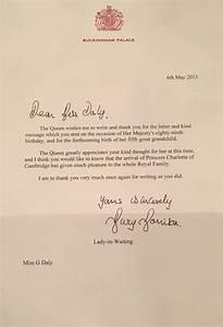 Gert's Royals: Birthday Letter from Queen Elizabeth (2015)