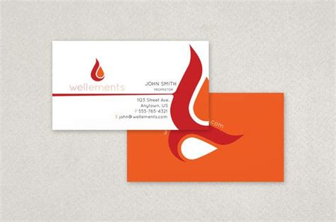and gas business card templates elements business card template this warm business