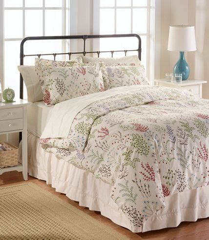 ll bean comforter botanical floral percale comforter cover comforter covers