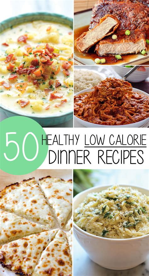 delicious recipes dinner 50 healthy low calorie weight loss dinner recipes
