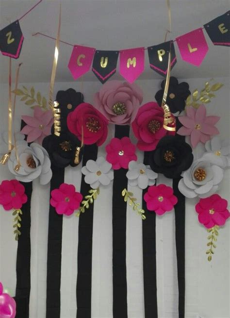 decoracion cumpleanos mujer fiesta de cumpleanos karen